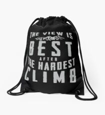 Inspirational Motivational Gifts Hard Work Gift Drawstring Bag