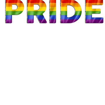 Pride T-Shirt by GK-Graphics