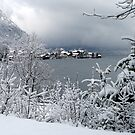 Town Walchensee II by Daidalos