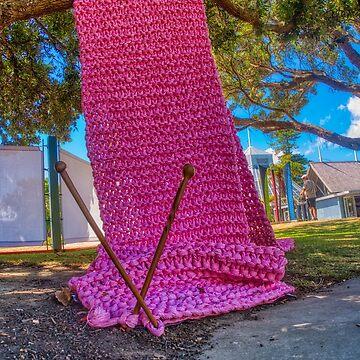 Pink Crochet by urbanfragments