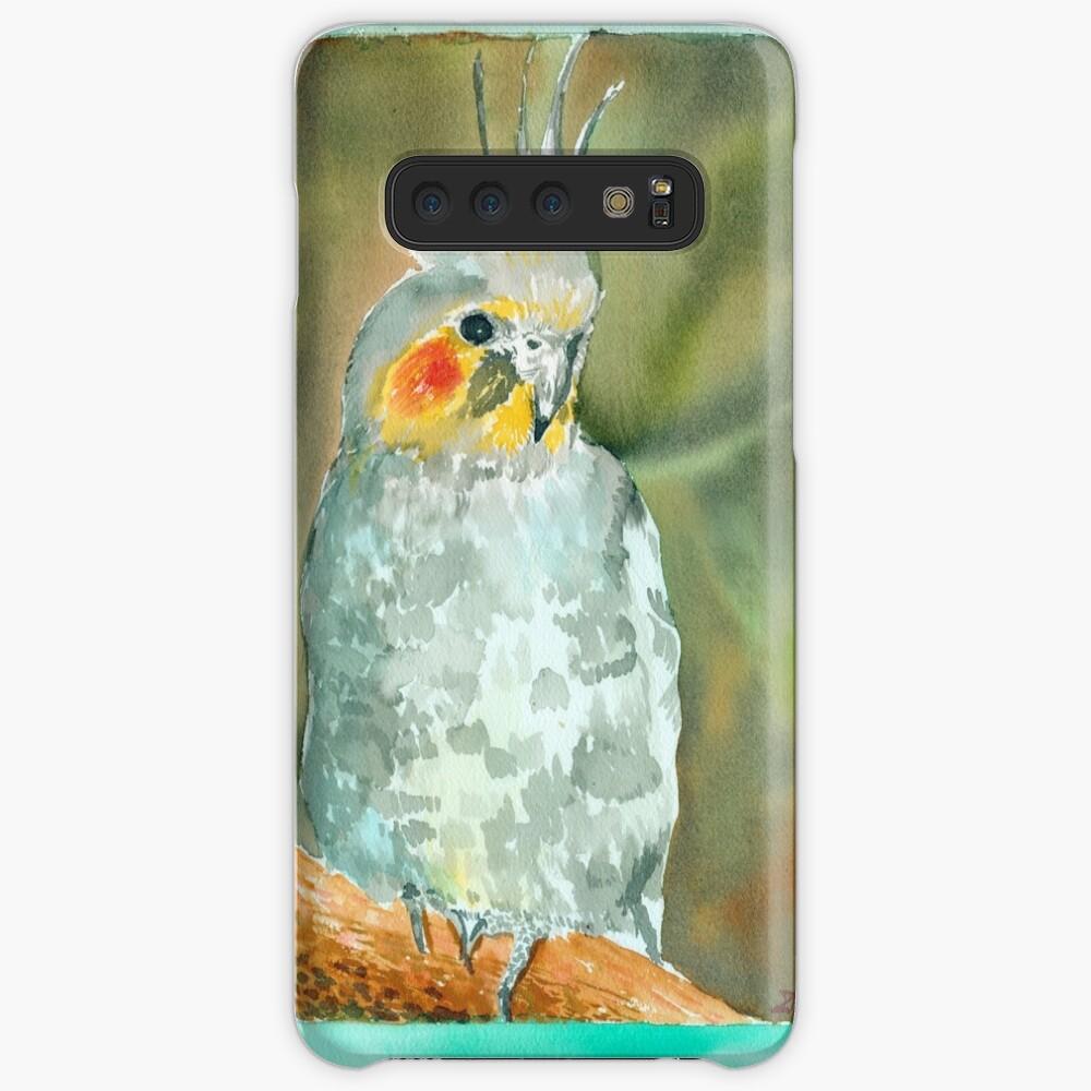 Cockatiel Case & Skin for Samsung Galaxy