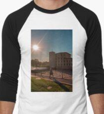 Mill III Men's Baseball ¾ T-Shirt