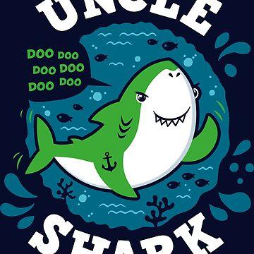 Uncle Shark by Olipop