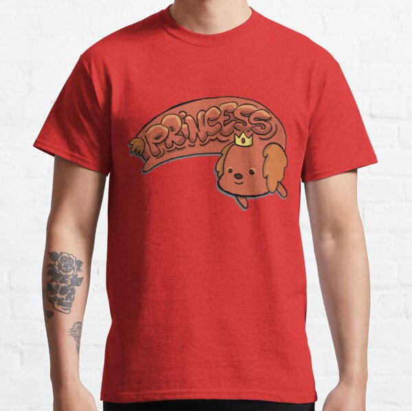 Hot Dog Princess from Adventure Time™ a Hot Dog Person of Royalty! Classic T-Shirt