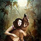 Moonwolf by Catrin Welz-Stein