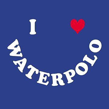 Waterpolo by Vectorqueen