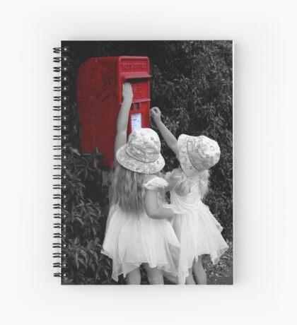 First Post Spiral Notebook