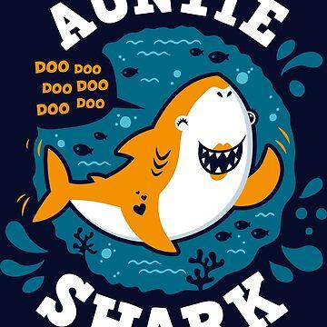 Auntie Shark by Olipop