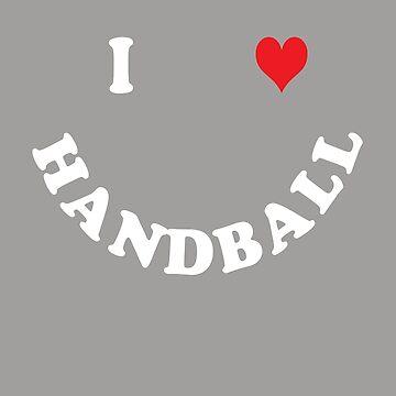 Handball by Vectorqueen
