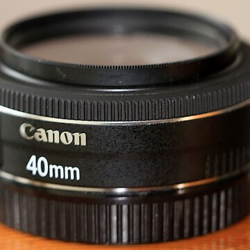 Canon EF 40mm f/2.8 STM by jon77lees