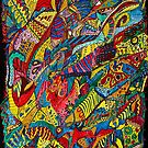 Amazing Squiggle by Julie Diana Lawless