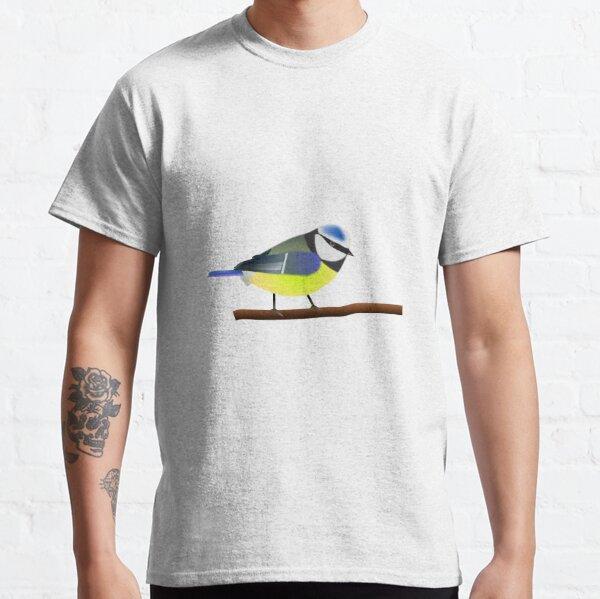 Eurasian blue tit Classic T-Shirt