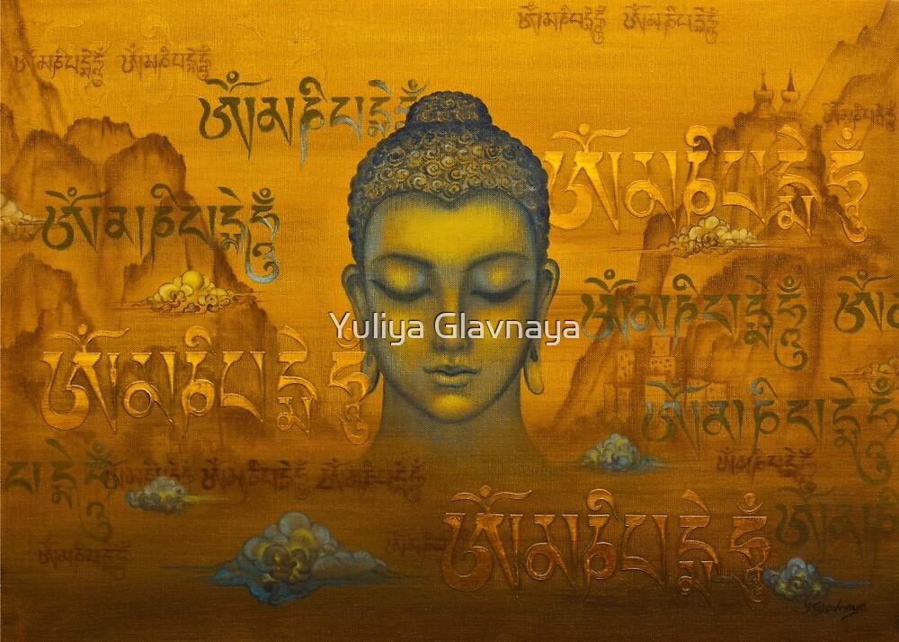 Buddha. The message by Yuliya Glavnaya