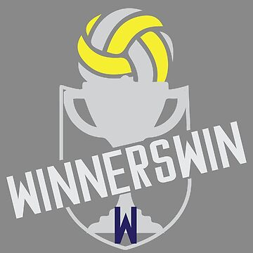 Volleyball Winners Win by overstyle