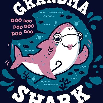 Grandma Shark by Olipop