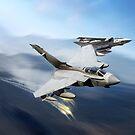 Tonka Strike Force by Airpower Art