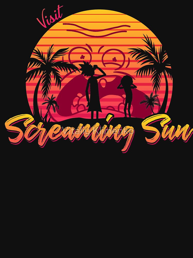 Visit Screaming Sun by Donot