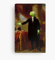 Kermit Washington Canvas Print