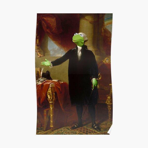 Kermit Washington Poster