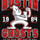 New York City Bustin' Ghosts by Adho1982