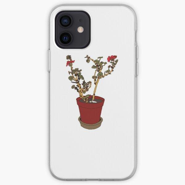 Geranium iPhone Soft Case