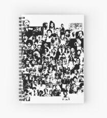 50 Years of Ska and Reggae Spiral Notebook