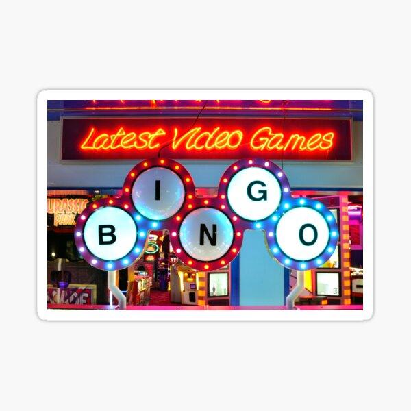 Bingo! Sticker