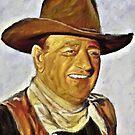 John Wayne 2 by James Shepherd