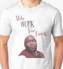 Elf - Make Work Your Favorite Unisex T-Shirt
