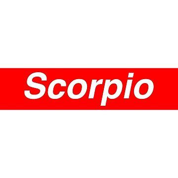 Scorpio Supreme Parody by underscorepound