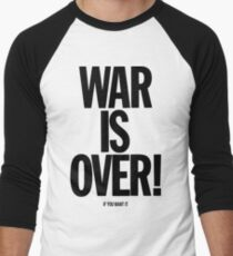 War is Over, if you want it - John Lennon T-Shirt