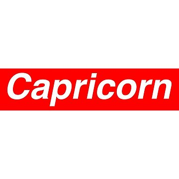 Capricorn Supreme Parody by underscorepound