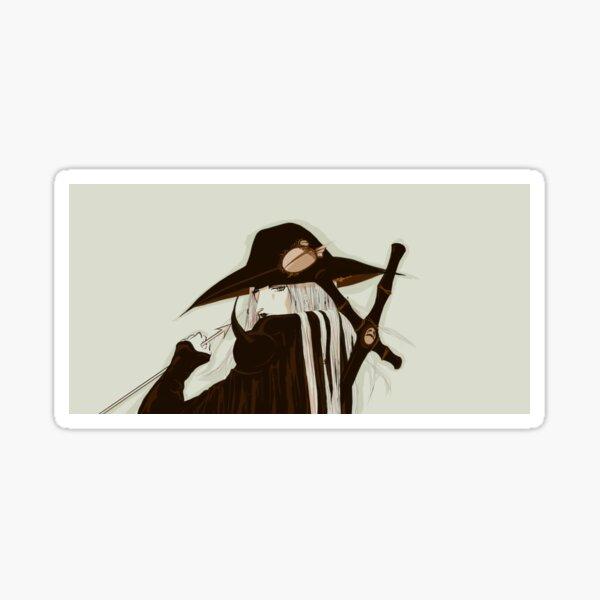 Vampire Hunter D Sticker