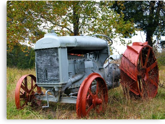 Old Fordson by BShirey