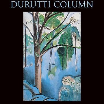Durutti Column by DivDesigns
