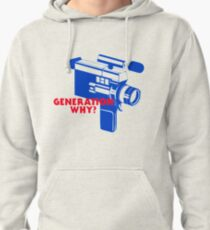 conan gray generation why Pullover Hoodie