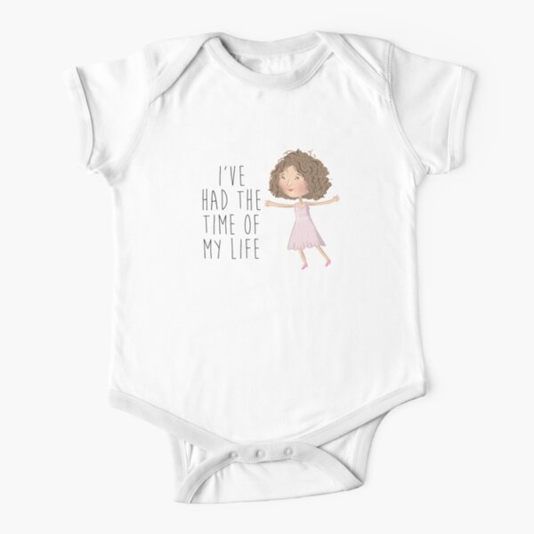 dirty dancing - I've had the time of my life Short Sleeve Baby One-Piece