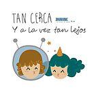 «Tan cerca, tan lejos...» de CatalanART
