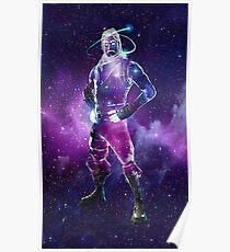 Fornite Galaxy Poster