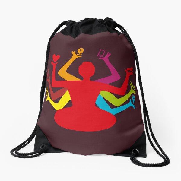 Buda 2.0 Drawstring Bag