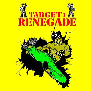 Gaming [ZX Spectrum] - Target: Renegade by ccorkin