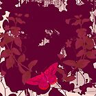 cosmos butterfly by jukkaUK