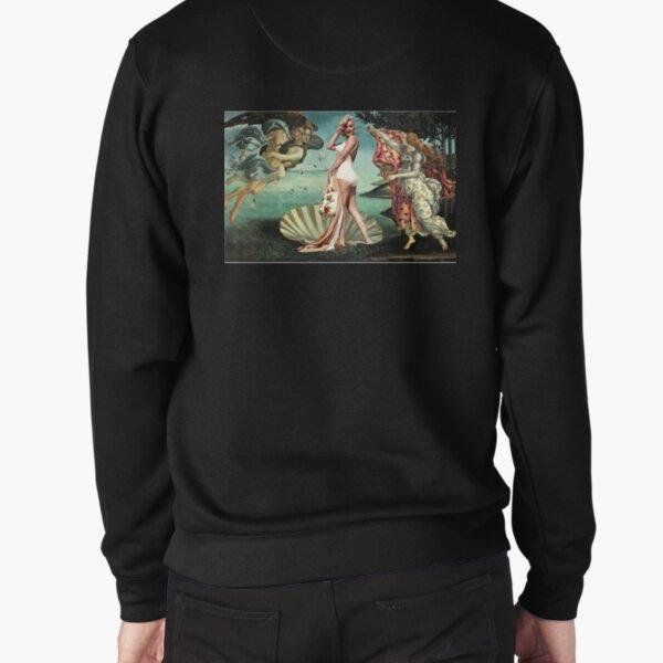 The Birth of Marilyn Monroe Pullover Sweatshirt