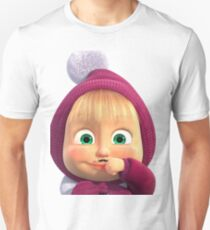 Masha and the Bear 2 T-Shirt