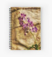 Orchid - Just Splendid Spiral Notebook
