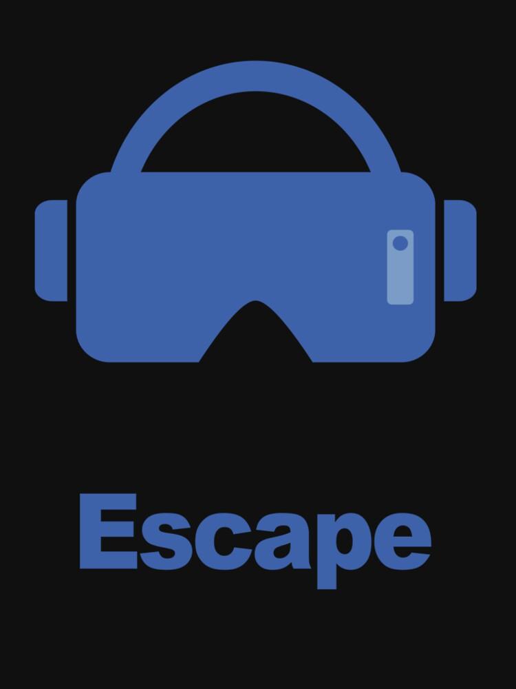 Virtual reality fantasy escape by yuforia