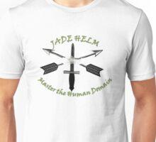 Jade Helm - Master The Human Domain Unisex T-Shirt