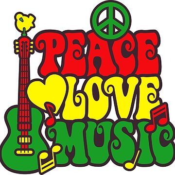 Music, Love and Peace by procrest