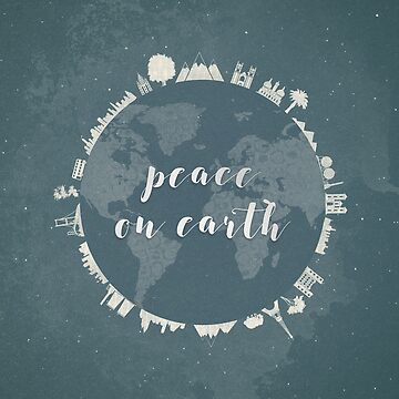 Peace on Earth by MagpieMagic