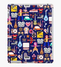 Hobbies Collage iPad Case/Skin